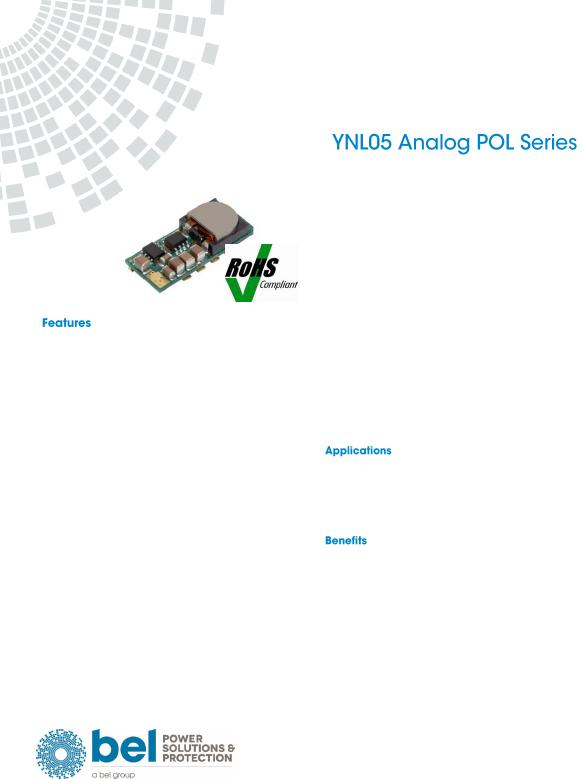 �:�y�`���ynl�i�9�i_ynl05s10012-0g datasheet pdf - bel fuse - findic